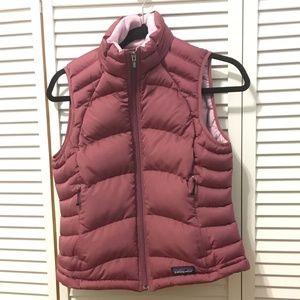 Patagonia Quilted Down Puffer Vest